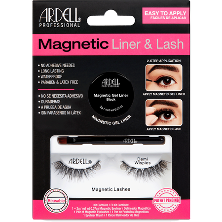 ARDELL Ardell Magnetic Lashes & Liner Demi Wispies
