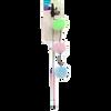 Bild: ZooRoyal Katzenangel Spielzeug mit 3 Bällen