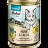 Bild: ZooRoyal Minkas Naturkost Adult Huhn & Lachs Katzenfutter