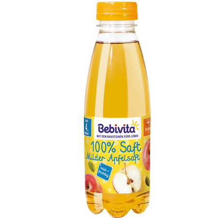 Bebivita Milder Apfelsaft