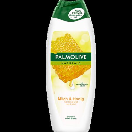 Palmolive Naturals Cremebad Seidig-Zarte Pflege