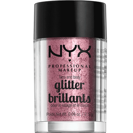 NYX Professional Make-up Face & Body Glitter Brillants