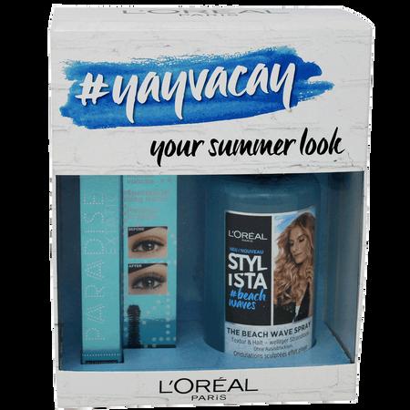 L'ORÉAL PARIS Coffret #yayvacay - your summer look