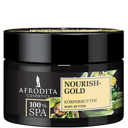 AFRODITA Cosmetics Nourish Gold Körperbutter