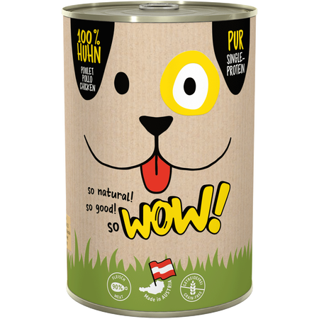 WOW Adult Huhn pur Hundefutter