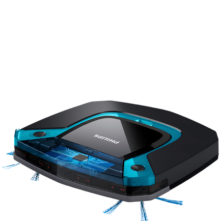 PHILIPS SmartPro Easy Saugroboter FC8794/01