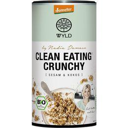 Bild: WYLD Clean Eating Crunchy Sesam & Kokos Müsli