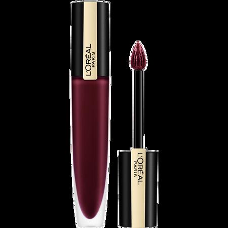 L'ORÉAL PARIS Rouge Signature Metallic Liquid Lipstick