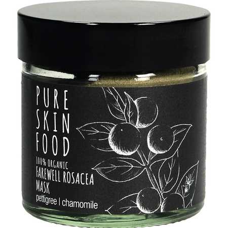 Pure Skin Food Bio Maske Farewell Rosacea