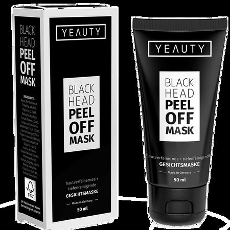 YEAUTY Black Head Peel Off Mask