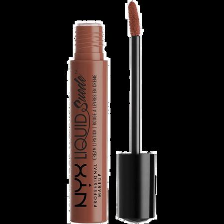 NYX Professional Make-up Liquid Suede Cream Lipstick