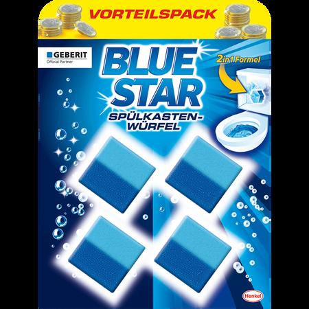 Blue Star Spülkasten-Würfel