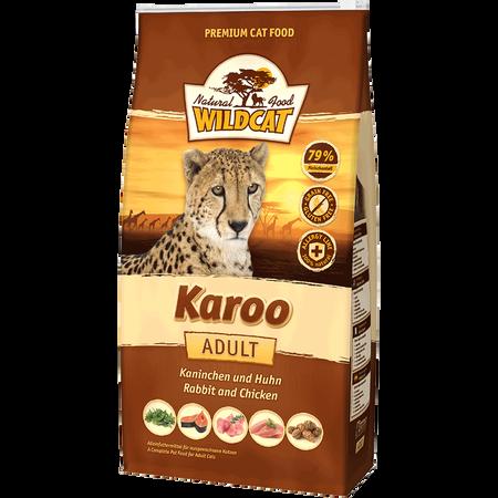 Wildcat Karoo Kaninchen
