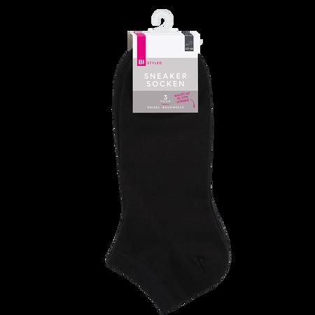 BI STYLED Sneaker Socken Baumwolle