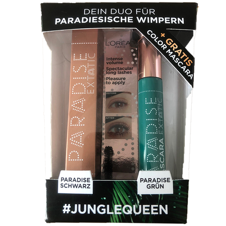 L'ORÉAL PARIS Paradise Extatic Mascara Set