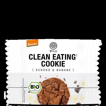 WYLD Clean Eating Cookie Banana Schoko