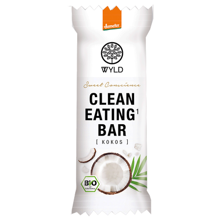 WYLD Clean Eating Bar Kokos