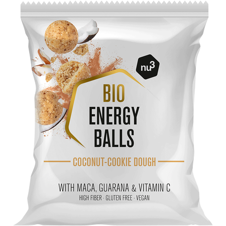 NU3 Nu3 Bio Energy Balls Coconut-Cookie Dough