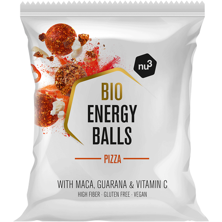 NU3 Nu3 Bio Energy Balls Pizza