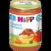 Bild: HiPP Spaghetti Bolognese