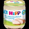 Bild: HiPP Bio-Hühnchenfleisch Zubereitung