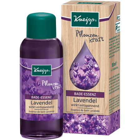 Kneipp Bade Essenz Pflanzenkraft Lavendel