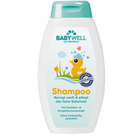 BABYWELL Baby Shampoo