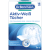 Bild: Dr. Beckmann Aktiv-Weiß Tücher