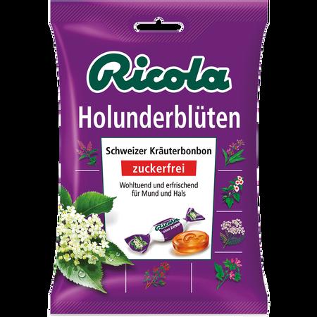 Ricola Holunderblüten Schweizer Kräuter-Bonbons