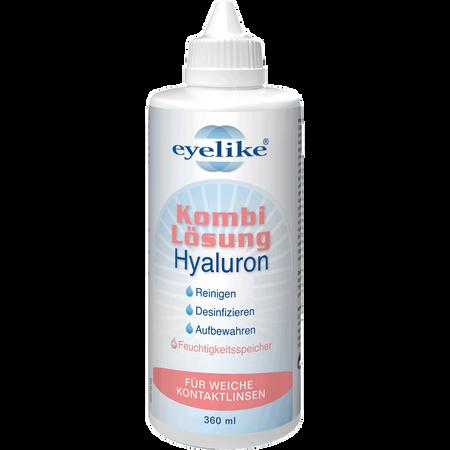 eyelike Kombilösung Hyaluron