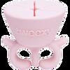 Bild: tweexy Nagellackhalter pastell pink