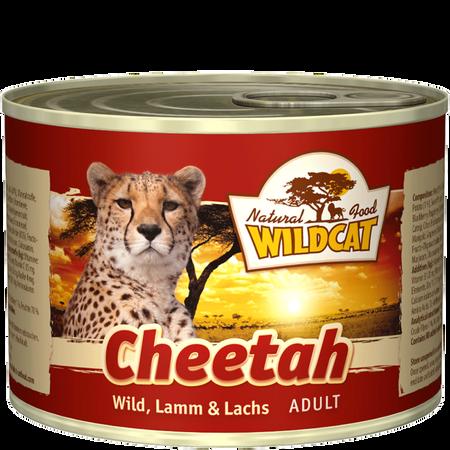 Wildcat Cheetah Wild  Lamm Lachs