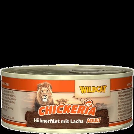 Wildcat Chickeria Huhn Lachs