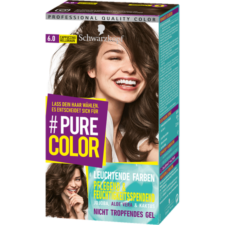 Schwarzkopf Pure Color Coloration