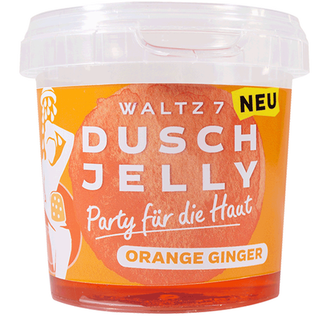 WALTZ 7 Duschjelly Orange Ginger
