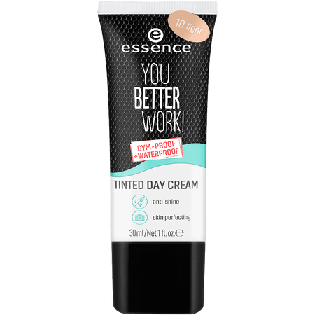 essence Tinted Day Cream 'You better work!'