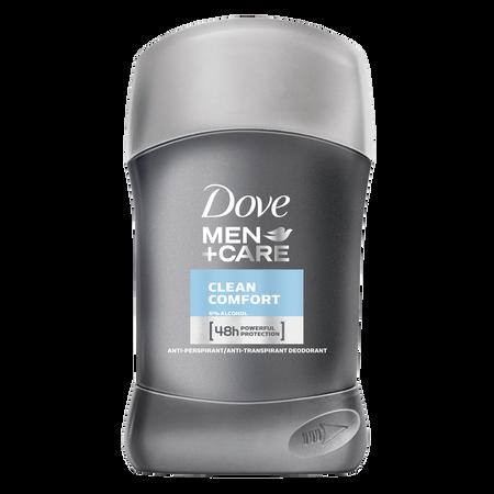 Dove MEN+CARE Clean Comfort Deo Stick
