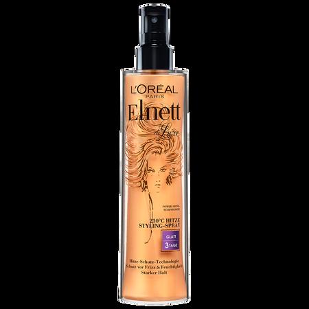 L'ORÉAL PARIS Elnett Hitze Styling-Spray Glatt