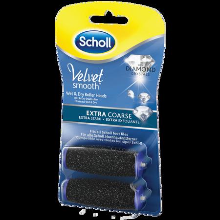 Scholl Velvet Smooth Extra Stark Nachfüller