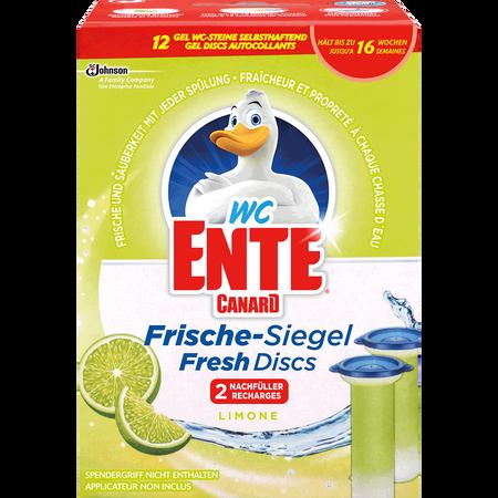 WC-Ente 5in1 Frische-Siegel Limone Nachfüller