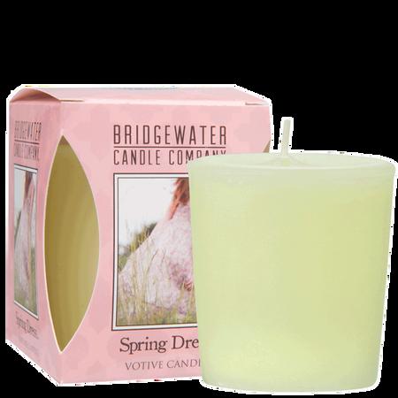 Bridgewater Candle Company Votivkerze Spring Dress