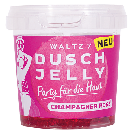 WALTZ 7 Duschjelly Champagner Rose