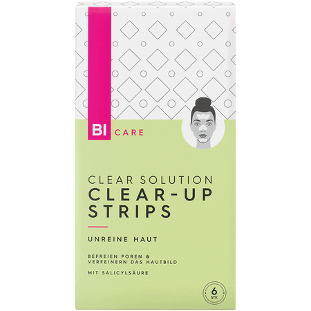 BI CARE  Clear Solution Clear-Up-Strips