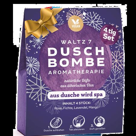 WALTZ 7 Dusch Bombe Aromatherapie Set