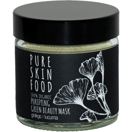 Pure Skin Food Bio Superfood Maske Ginko Lucuma