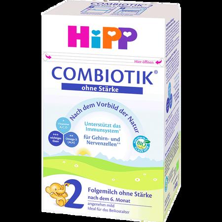 HiPP 2 Bio Combiotik Folgemilch stärkefrei