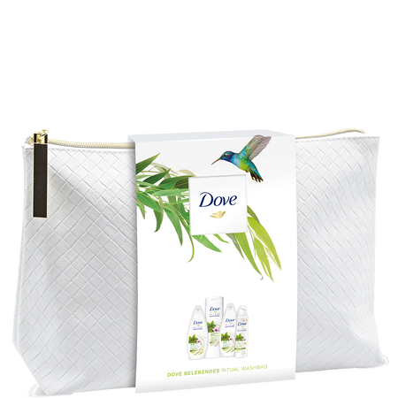 Dove Matcha Washbag