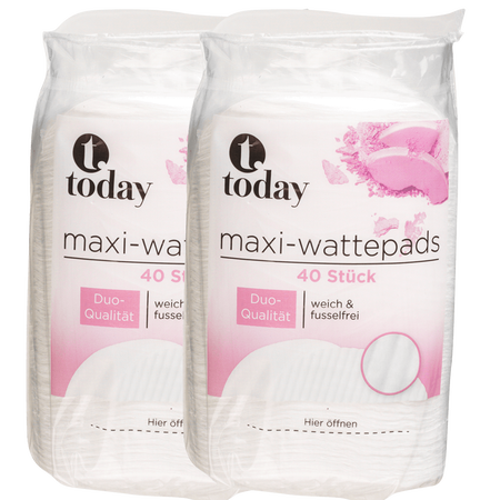 today Wattepads maxi