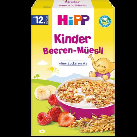 HiPP Kinder Beeren Müsli