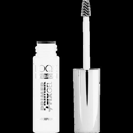 Bild: LOOK BY BIPA Eyebrow Primer + Fix Gel Waterproof  LOOK BY BIPA Eyebrow Primer + Fix Gel Waterproof